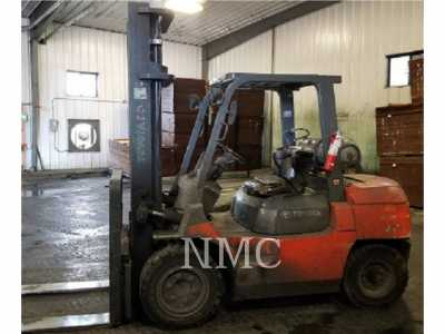 2013 TOYOTA 7FGU35_TO Forklifts - Mast