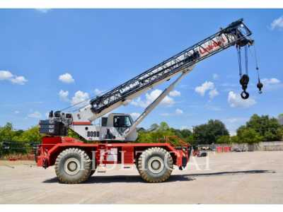 2012 LINK BELT RTC-8090 Crawler Cranes