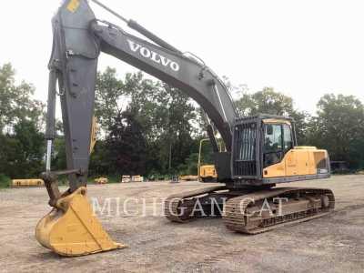2008 VOLVO EC290CL Excavators