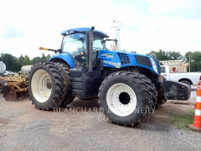 View 2012 NEW HOLLAND T8.330 - Listing #19938365