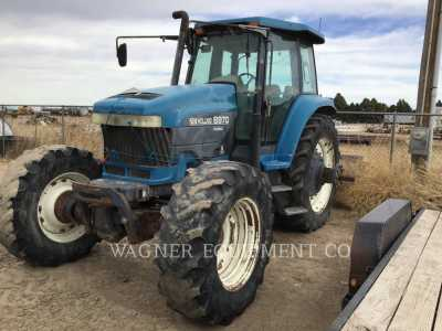 View 1995 FORD / NEW HOLLAND 8970 - Listing #20128871