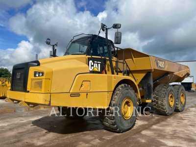 2017 CATERPILLAR 745C Articulated Trucks