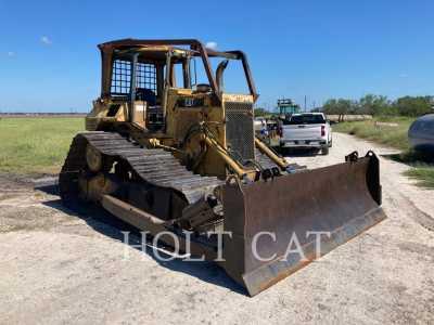 1991 CATERPILLAR D5H LGP II Dozers, Crawler Tractors
